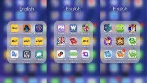 Бесплатные приложения для изучения английского